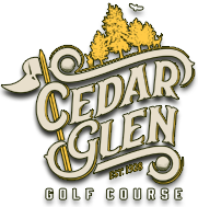 Cedar Glen Golf Course Logo
